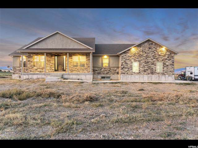 300 E Pine St, Rush Valley, UT 84069 (#1632738) :: Exit Realty Success