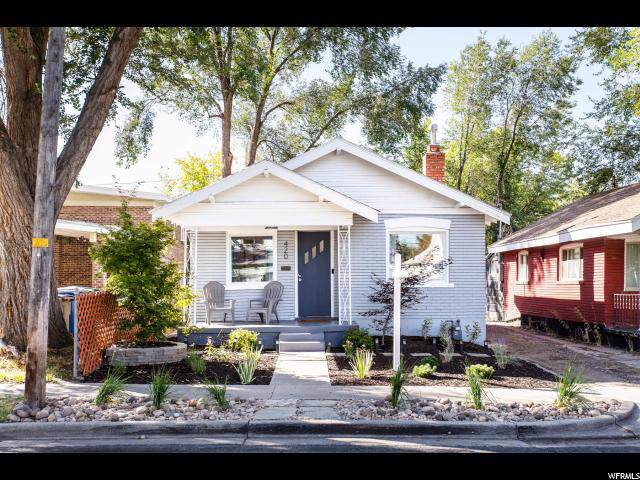 420 E Blaine Ave S, Salt Lake City, UT 84115 (#1632775) :: The Fields Team