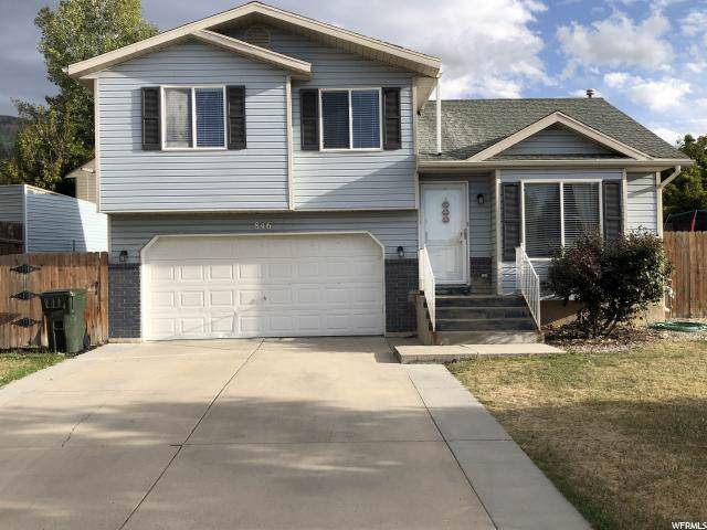 846 E Deer Flat Rd, Tooele, UT 84074 (#1632783) :: Colemere Realty Associates