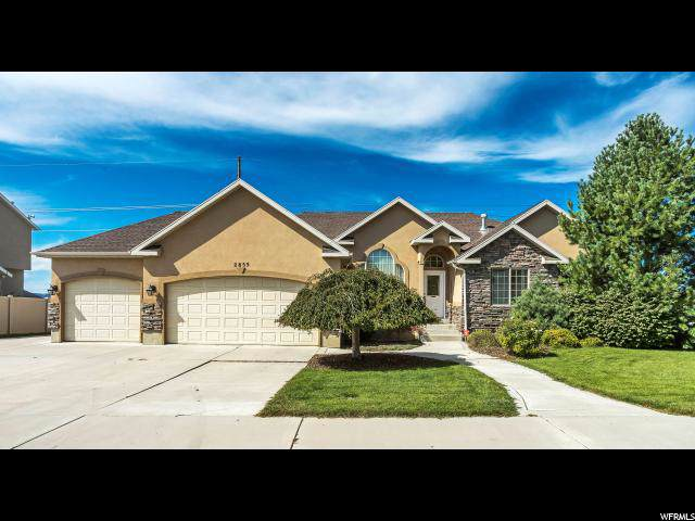 2855 N 425 W, Lehi, UT 84043 (#1632795) :: Bustos Real Estate | Keller Williams Utah Realtors