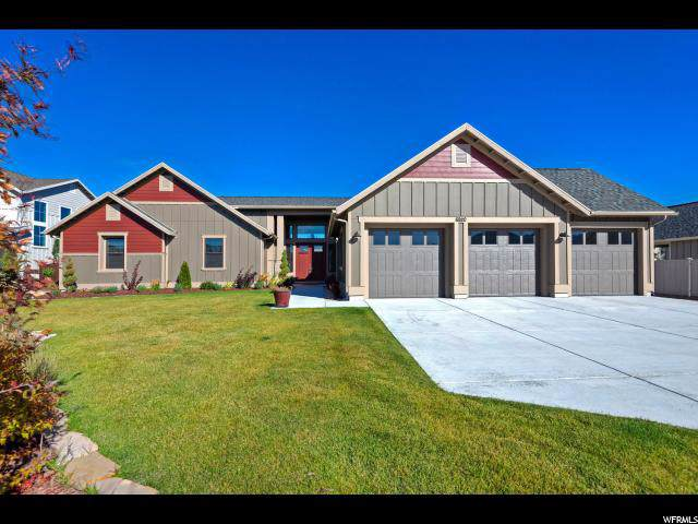 6920 N Greenfield Dr, Park City, UT 84098 (#1632866) :: The Fields Team