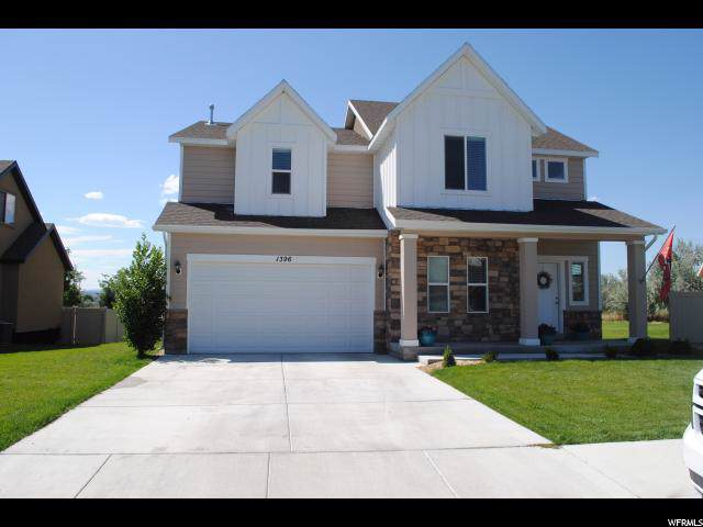 1396 S Grey Goose Rd, Lehi, UT 84043 (#1632927) :: Colemere Realty Associates