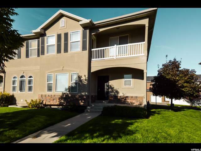 5197 W Dove Creek Ln S, West Jordan, UT 84088 (#1632935) :: Colemere Realty Associates
