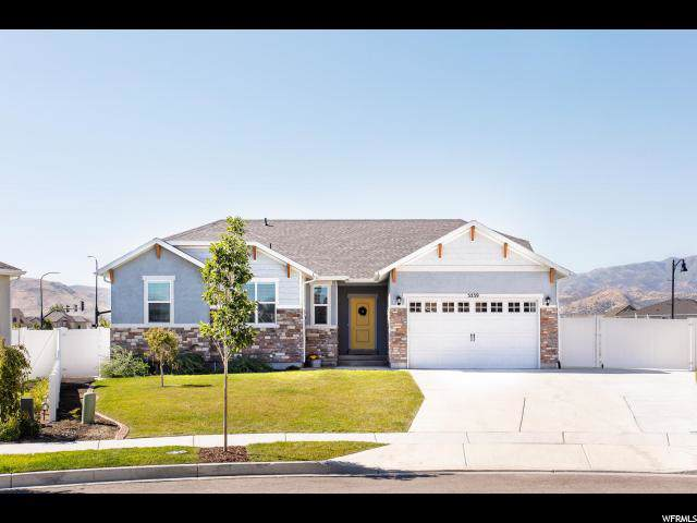 5539 W Iron King Cv, Herriman, UT 84096 (#1632952) :: The Fields Team
