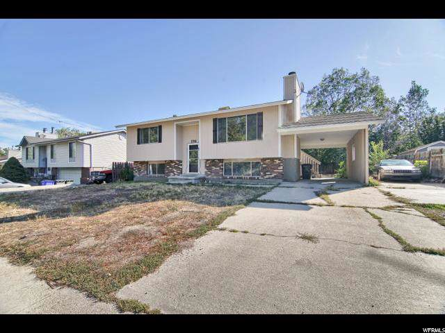 296 N Coleman St, Tooele, UT 84074 (#1632988) :: Colemere Realty Associates