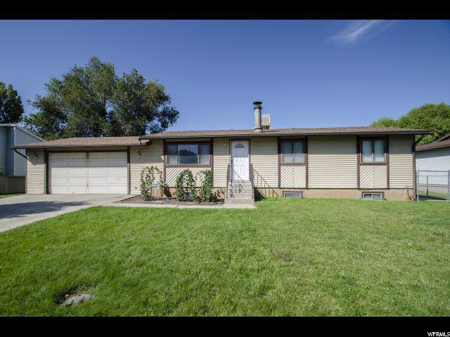 666 N 800 W, Clearfield, UT 84015 (#1633050) :: Colemere Realty Associates