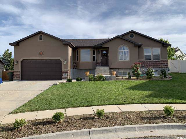 6375 W Lassen View Ct, West Valley City, UT 84118 (#1633073) :: Colemere Realty Associates