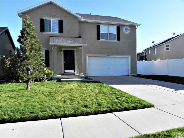 4987 W Badger Ln S, Riverton, UT 84096 (#1633174) :: The Fields Team