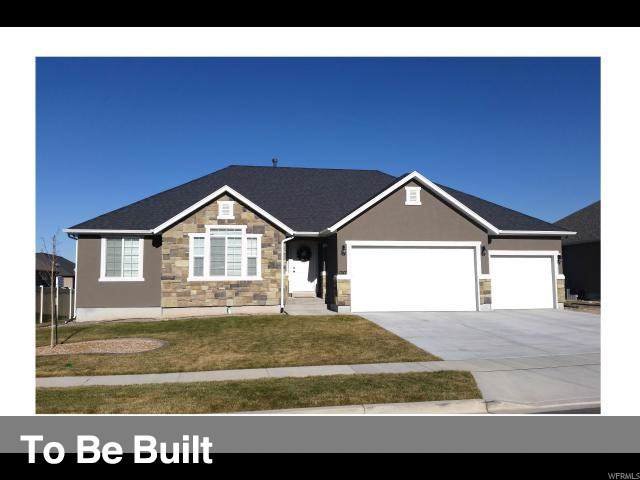 400 N 2000 Mm E Morris, Spanish Fork, UT 84660 (#1633226) :: Big Key Real Estate