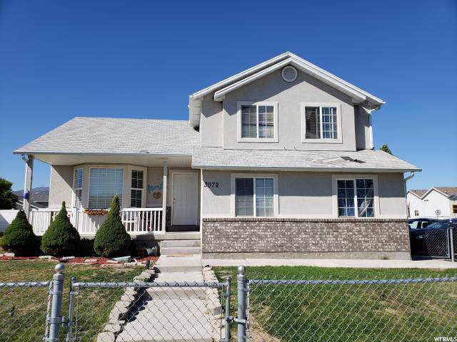 3072 S Timeron Dr W, West Valley City, UT 84128 (#1633265) :: Colemere Realty Associates