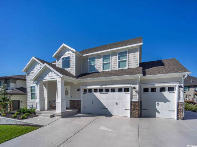 12043 N Turnberry Way W, Highland, UT 84003 (#1633276) :: The Canovo Group