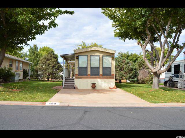 180 N 1100 E #163, Washington, UT 84780 (#1633328) :: Colemere Realty Associates
