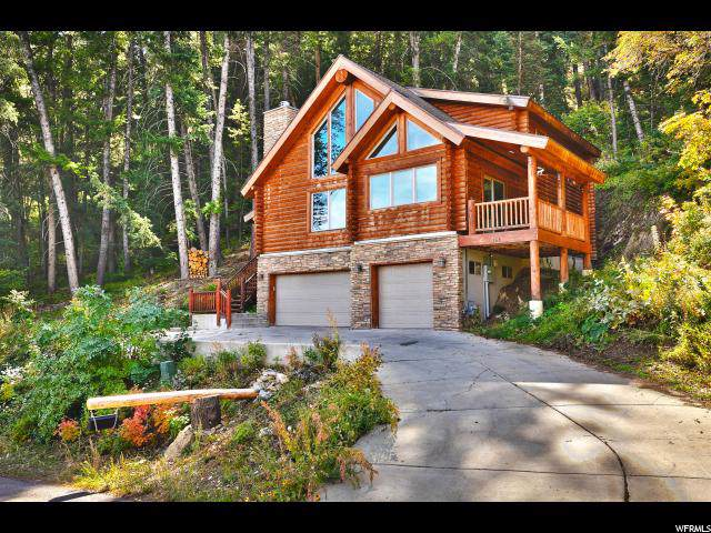 150 Matterhorn Dr, Park City, UT 84098 (#1633379) :: RE/MAX Equity
