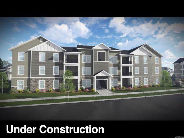 4336 W 1850 N L102, Lehi, UT 84043 (#1633390) :: The Canovo Group