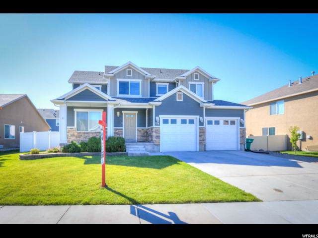 574 S Willow Park Dr W, Lehi, UT 84043 (#1633399) :: Red Sign Team