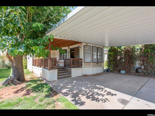 180 N 1100 E #140, Washington, UT 84780 (#1633400) :: Colemere Realty Associates