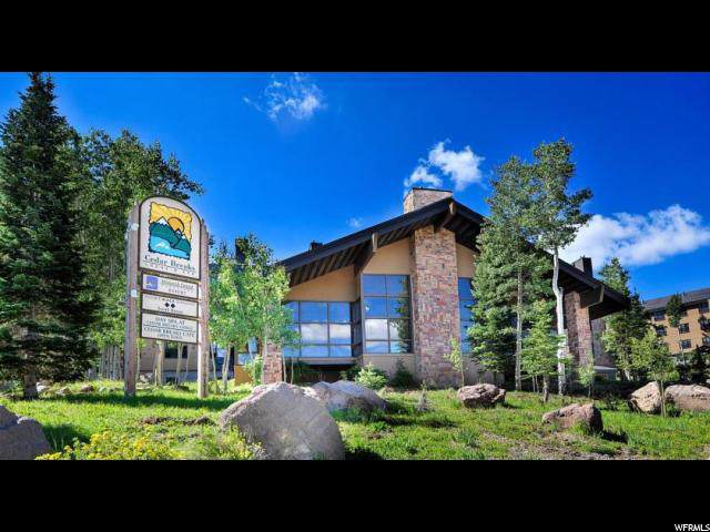 223 Hunter Rdg 3-220, Brian Head, UT 84719 (#1633458) :: RISE Realty