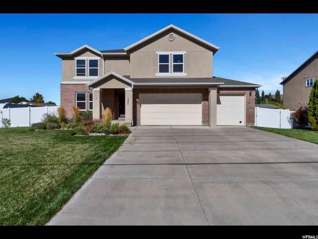 1584 W Galbraith Ln S, Kaysville, UT 84037 (#1633469) :: Colemere Realty Associates