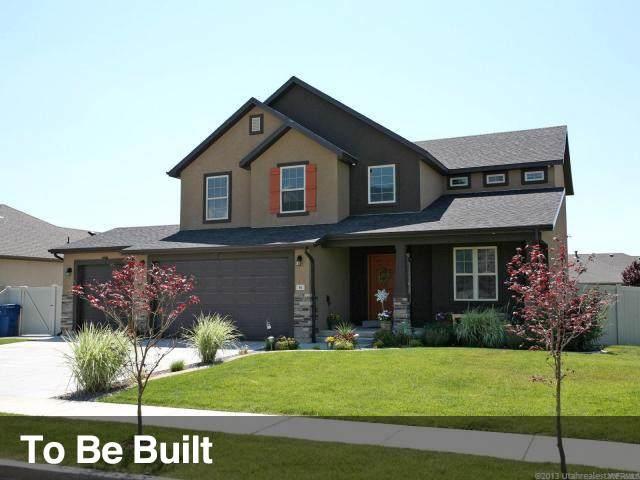 1768 W 200 Fhe N Martin, Mapleton, UT 84664 (#1633518) :: Big Key Real Estate