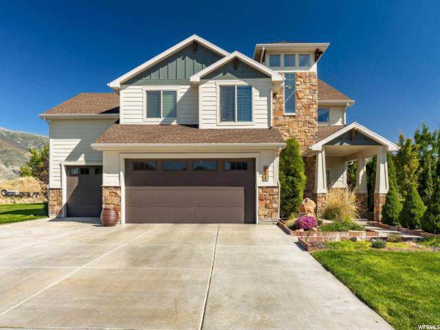 391 Comanche, Farmington, UT 84025 (#1633520) :: The Fields Team