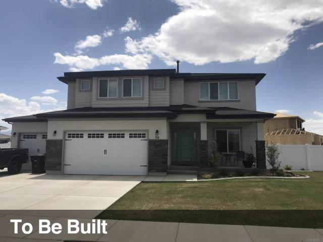 1768 W 200 Fhe N Aubrey, Mapleton, UT 84664 (#1633525) :: Big Key Real Estate