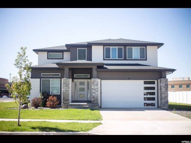 61 N 2560 Mart E Cve 01, Spanish Fork, UT 84660 (#1633531) :: Big Key Real Estate