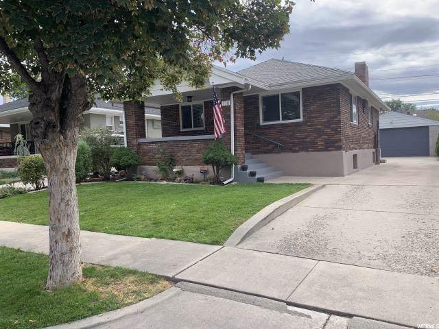 530 E Wilmington Ave, Salt Lake City, UT 84105 (#1633558) :: The Fields Team