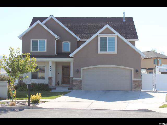 179 Brookshire Dr, Saratoga Springs, UT 84045 (#1633562) :: Red Sign Team