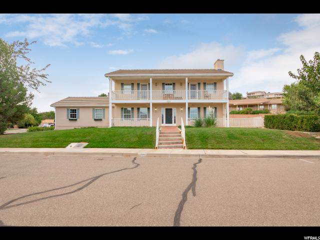 1781 W Grandview Dr S, St. George, UT 84770 (#1633569) :: Colemere Realty Associates