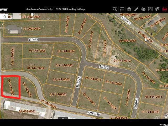 1620 E Anvil Rd, Hyrum, UT 84319 (#1633571) :: Colemere Realty Associates
