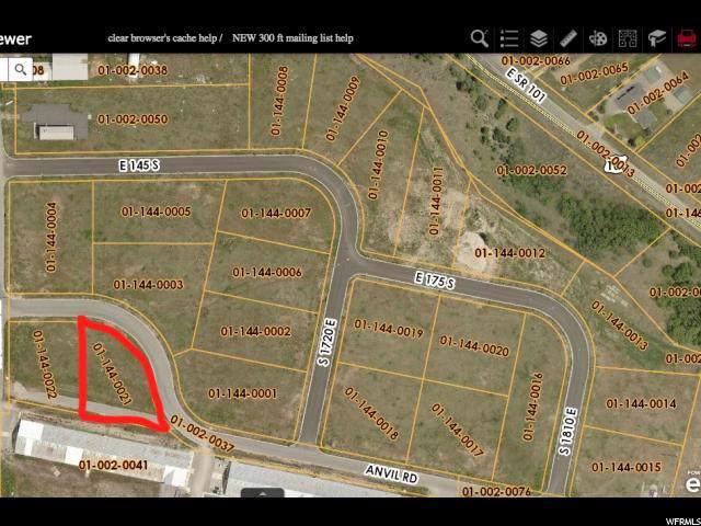 1654 E Anvil Rd, Hyrum, UT 84319 (#1633572) :: Colemere Realty Associates