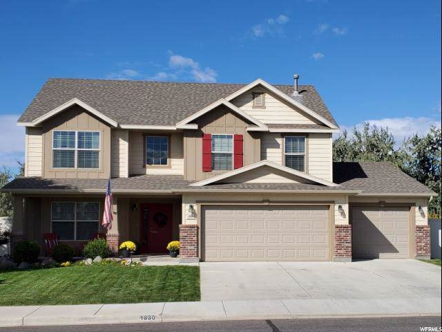 1880 S Weeping Willow Way E, Lehi, UT 84043 (#1633668) :: Red Sign Team