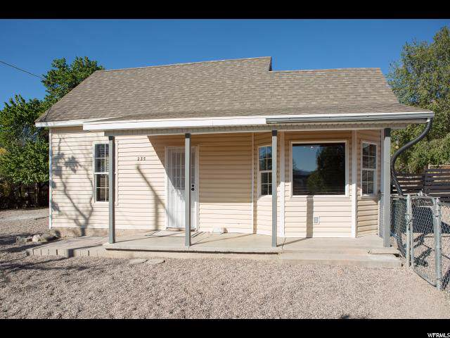 235 N Center St, Elsinore, UT 84724 (#1633716) :: Big Key Real Estate