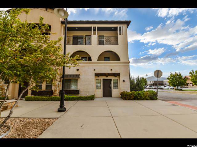 10955 N Town Center Blvd, Highland, UT 84003 (#1633733) :: The Canovo Group