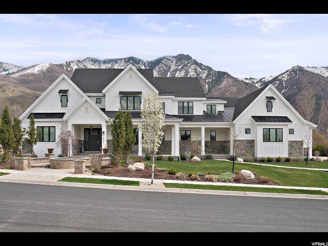 942 N Apple Creek Cir, Alpine, UT 84004 (#1633826) :: Red Sign Team