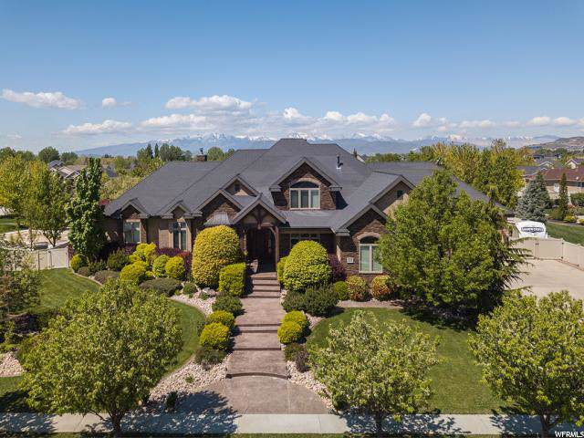 10315 N 6960 W, Highland, UT 84003 (#1633842) :: The Canovo Group