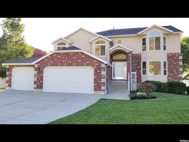 8237 S 2600 E, South Weber, UT 84405 (#1633862) :: Doxey Real Estate Group