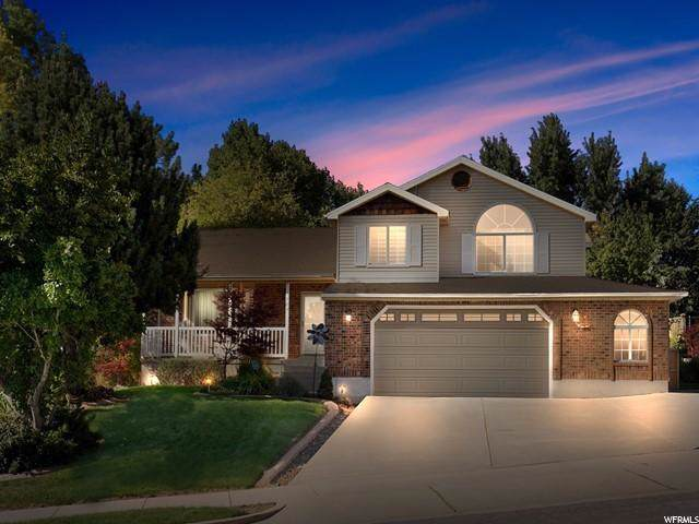 1785 Crestwood Rd, Layton, UT 84040 (#1633868) :: Colemere Realty Associates
