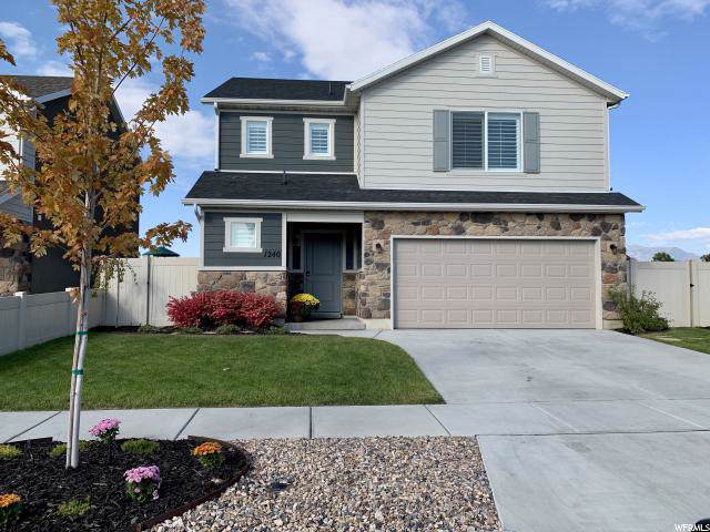 1240 W Waterfront Dr, Syracuse, UT 84075 (#1633876) :: Colemere Realty Associates