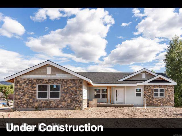 1151 E Millers Ct, Heber City, UT 84032 (#1633932) :: Colemere Realty Associates