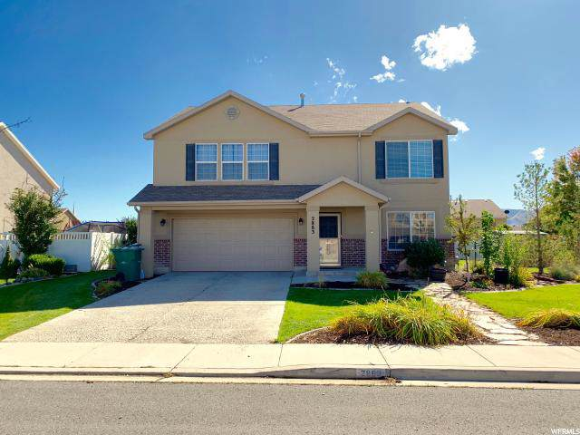 2883 W Willow Patch Rd S, Lehi, UT 84043 (#1633948) :: Red Sign Team