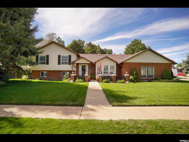 7327 S 1700 E, South Weber, UT 84405 (#1633965) :: Doxey Real Estate Group