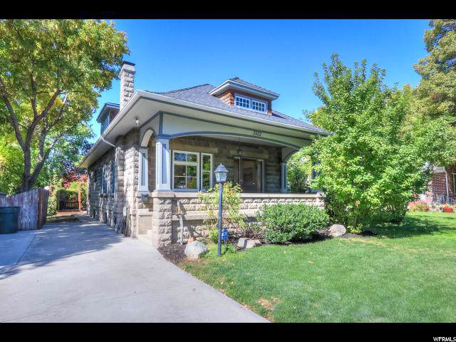 2322 S Windsor St E, Salt Lake City, UT 84106 (#1633996) :: The Fields Team