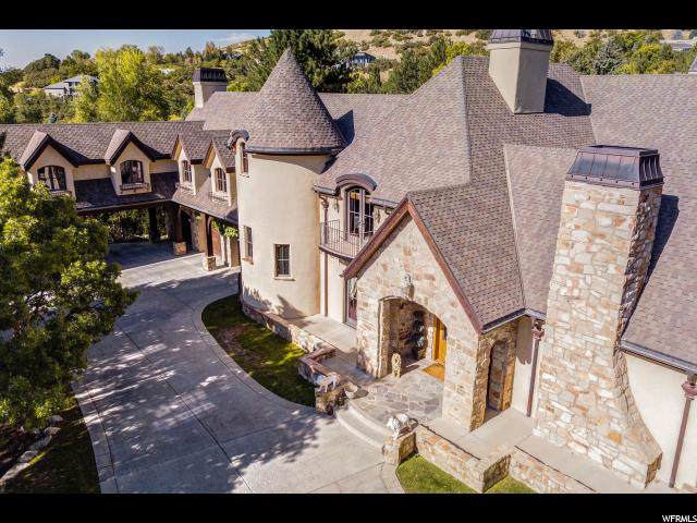 3271 E Deer Hollow Dr S, Sandy, UT 84092 (#1633997) :: Utah Best Real Estate Team | Century 21 Everest