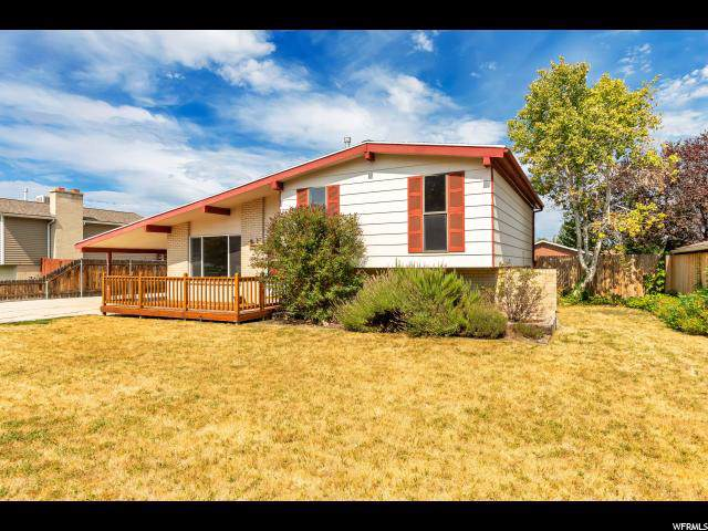 4920 W Panamint Rd S, West Valley City, UT 84120 (#1633998) :: Colemere Realty Associates