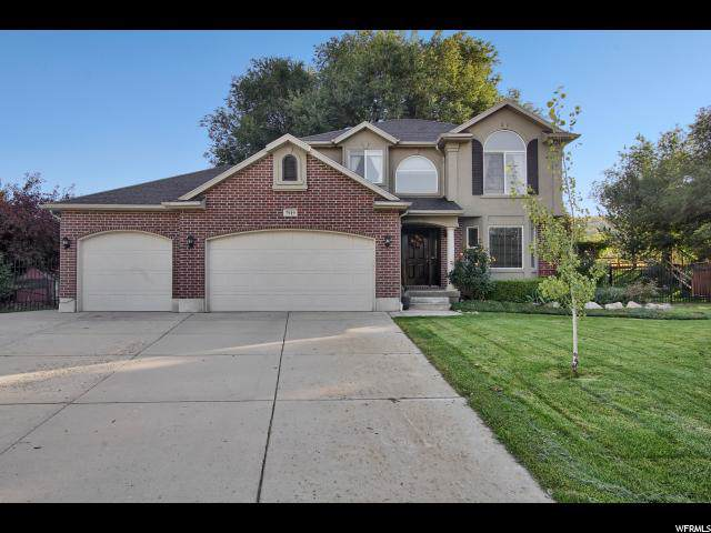 7919 S 2050 E, South Weber, UT 84405 (#1634026) :: Doxey Real Estate Group