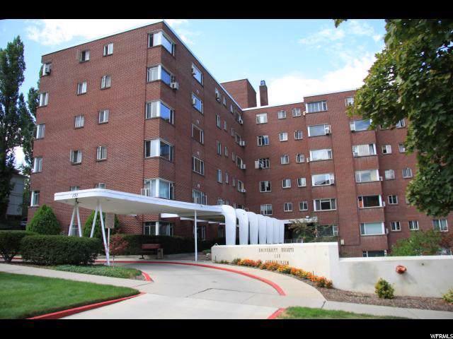130 S 1300 E #204, Salt Lake City, UT 84102 (#1634053) :: Doxey Real Estate Group