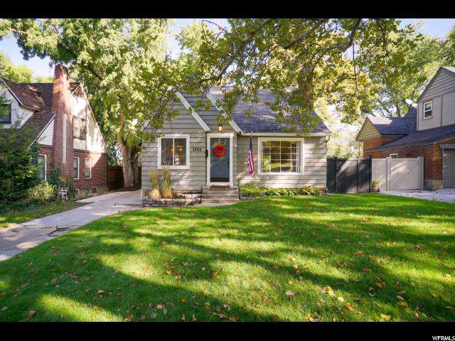 1344 E 28TH, Ogden, UT 84403 (#1634080) :: Keller Williams Legacy