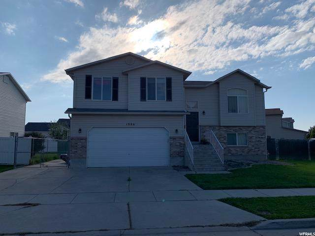 1986 S Fremont Crest Ave, Syracuse, UT 84075 (#1634086) :: The Fields Team