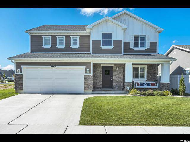 3660 S Clear Water Way, Syracuse, UT 84075 (#1634095) :: Colemere Realty Associates